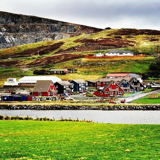 Shetland Photograph - Scalloway - Shetland Islands by Luisa Azzolini