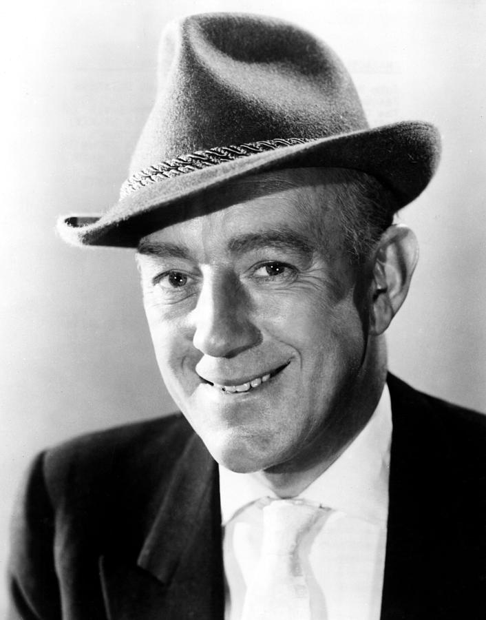 1959 Movies Photograph - Scapegoat, The, Alec Guinness, 1959 by Everett