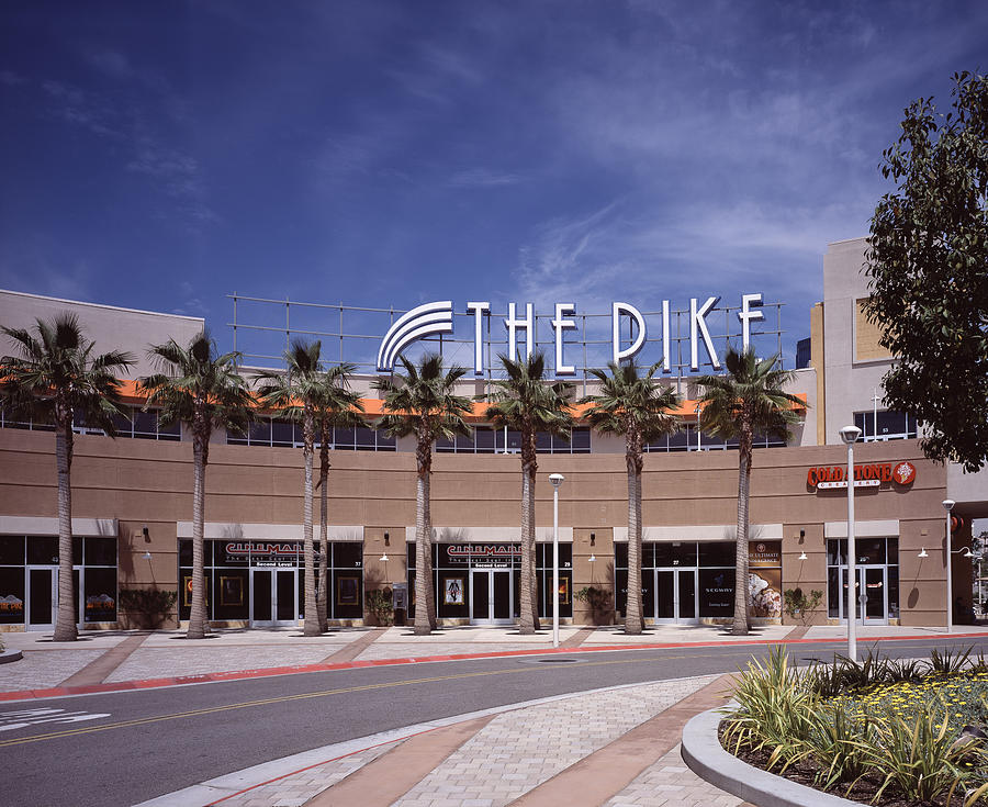 2000s Photograph - Scenes Of Los Angeles, The Pike by Everett