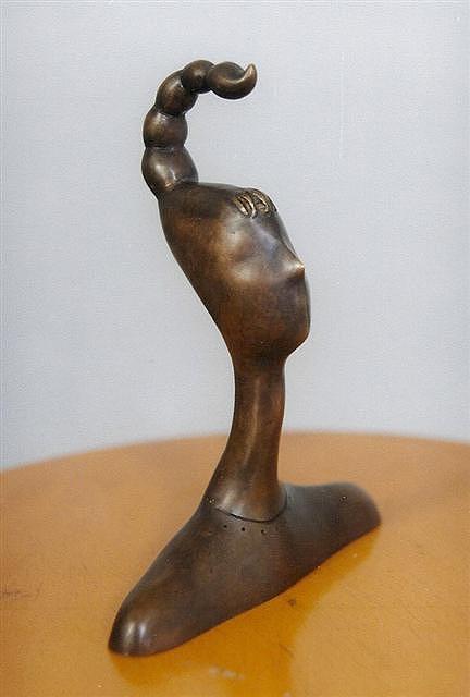 Scorpio Sculpture by Antonio Petrov