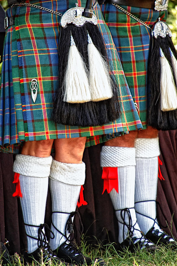 Scottish Photograph - Scottish Festival 4 by Dawn Eshelman