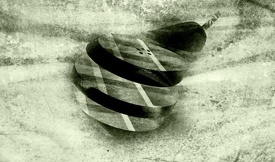 3d Digital Art - Scottish Pear by Florin Birjoveanu