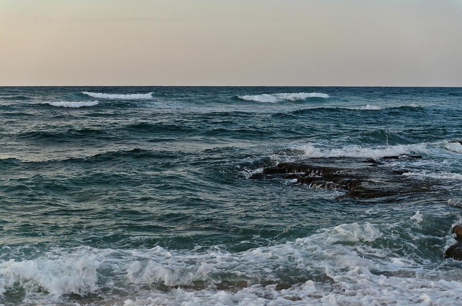 Mediterranean Photograph - Sea by Michael Goyberg