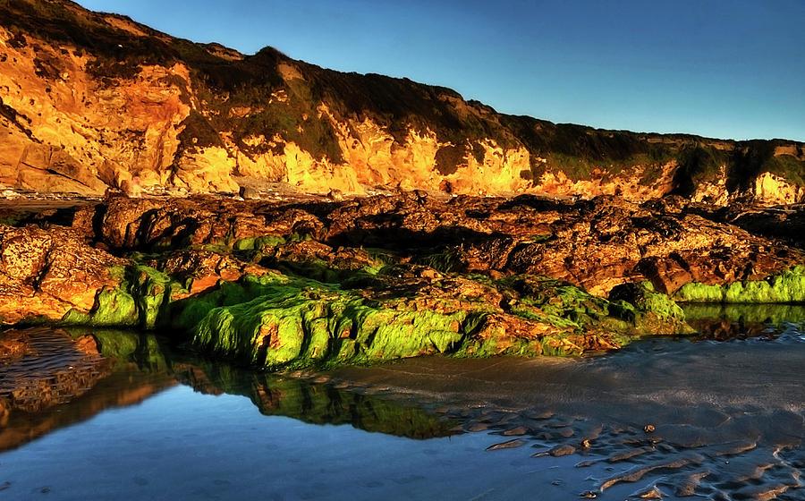 Dawn Photograph - Sea Side by Svetlana Sewell