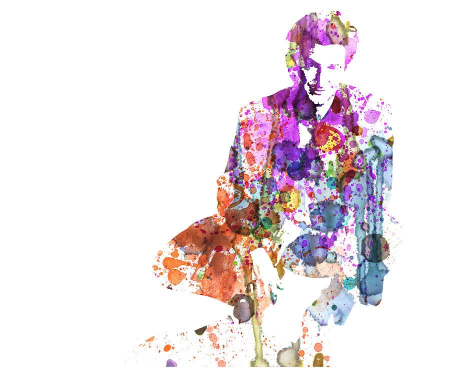 Sean Penn Painting - Sean Penn by Naxart Studio