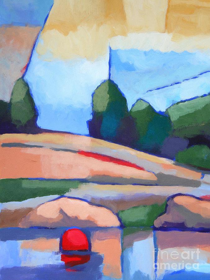 Seascape Painting - Seascape I by Lutz Baar