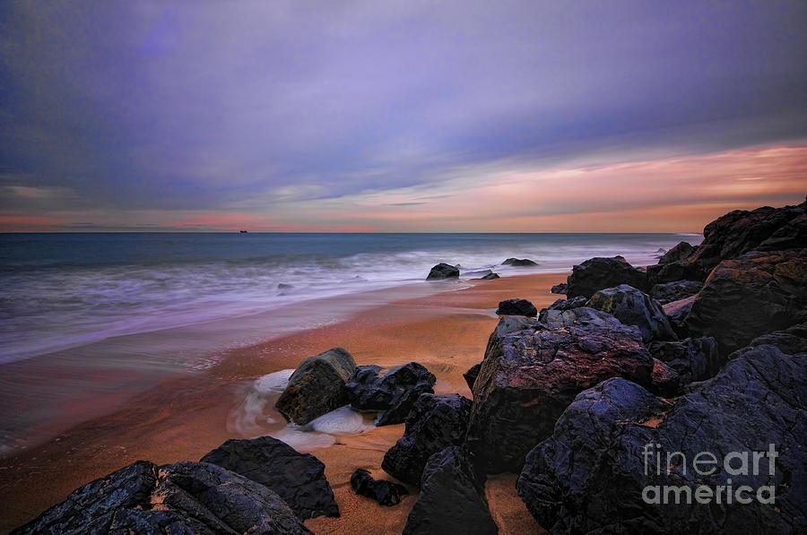 Sea Photograph - Seascape by Paul Ward
