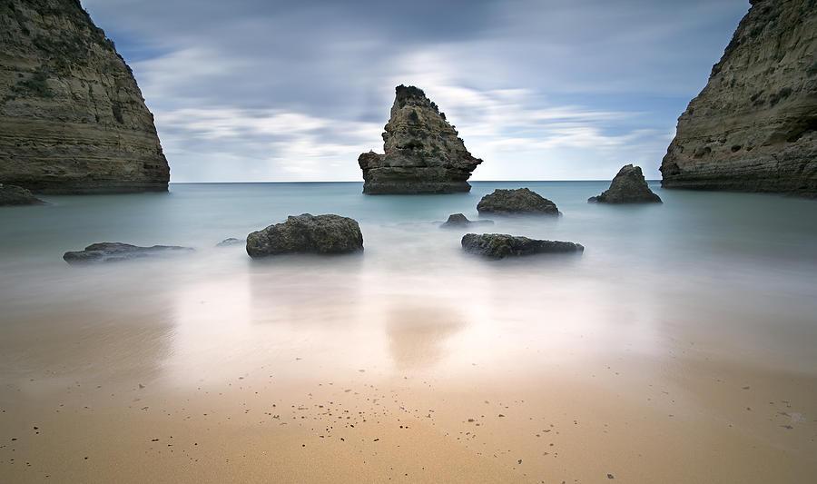 Beach Relief - Secret Beach by Jorge  Fonseca