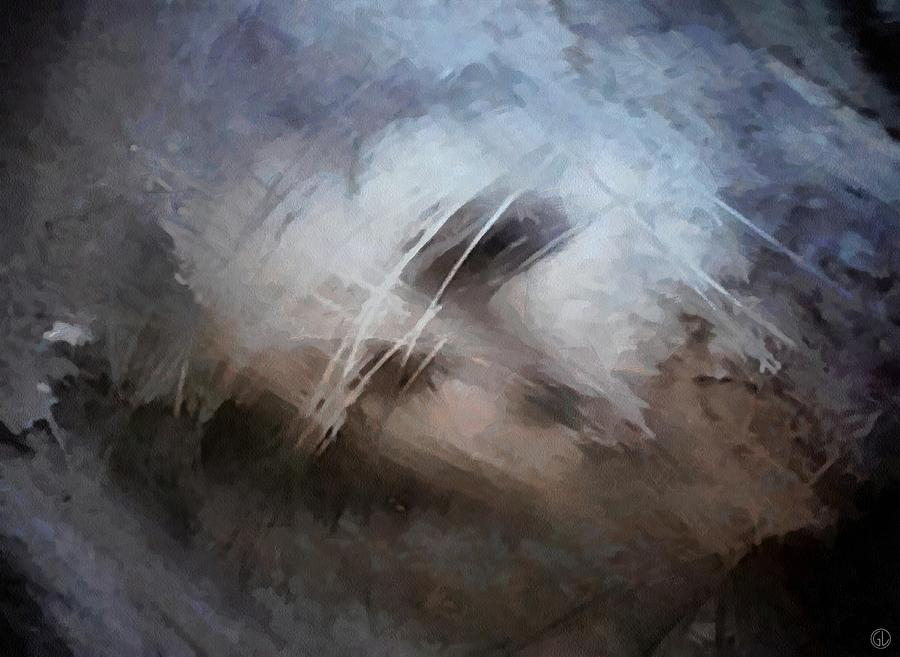 Abstract Digital Art - Seeking Rest by Gun Legler