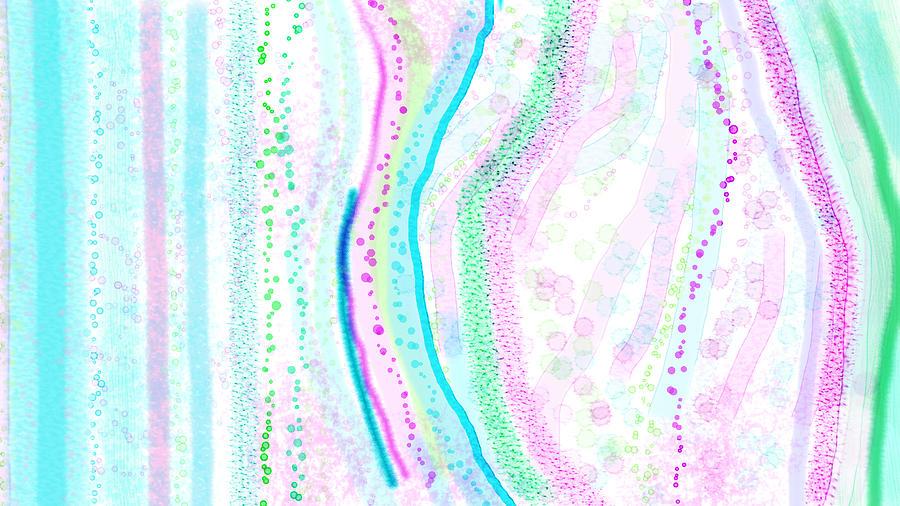 Seeking Digital Art - Seeking by Rosana Ortiz