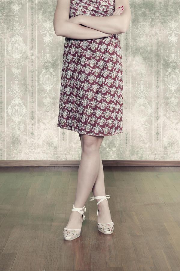 Woman Photograph - Self-confidence by Joana Kruse