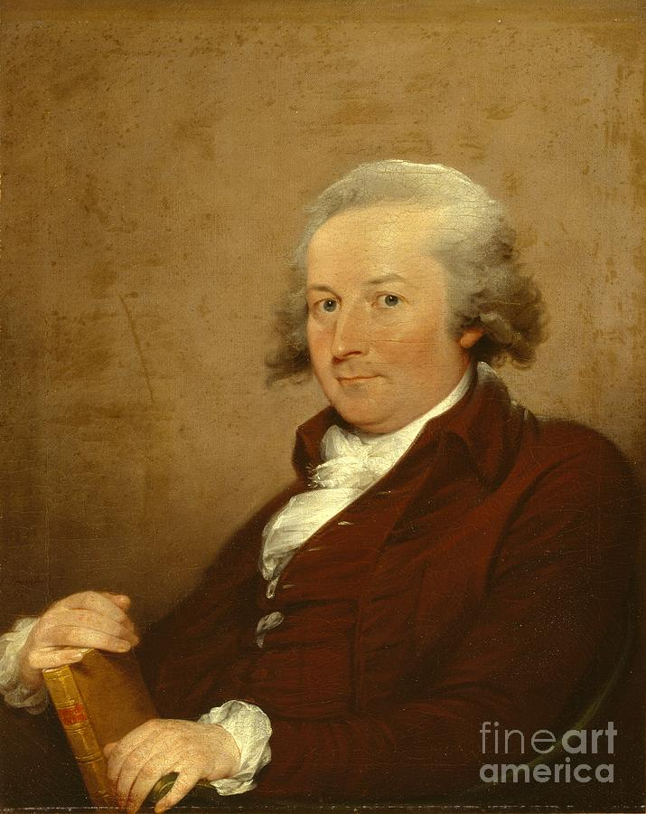 John Painting - Self-portrait by John Trumbull