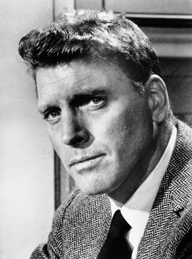 1950s Portraits Photograph - Separate Tables, Burt Lancaster, 1958 by Everett