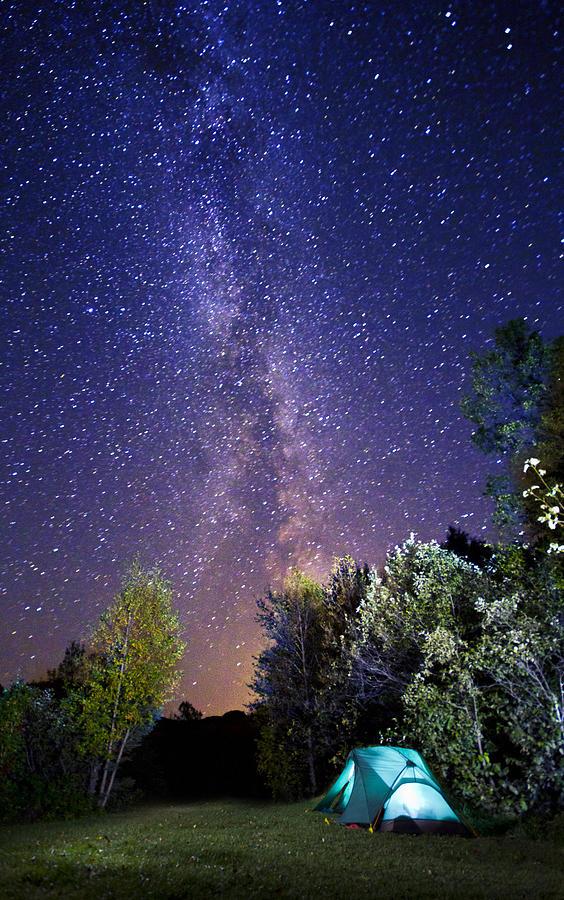 September Night Sky Photograph By Mircea Costina Photography