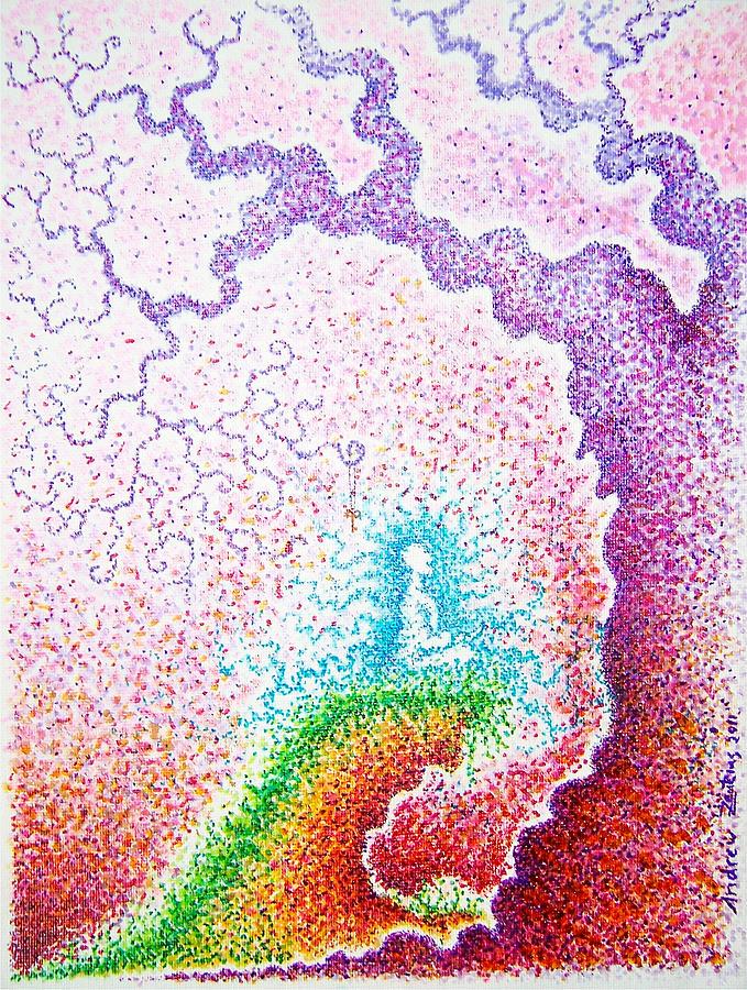 Chosen Painting - Sequential Steward by Andrew Zeutzius