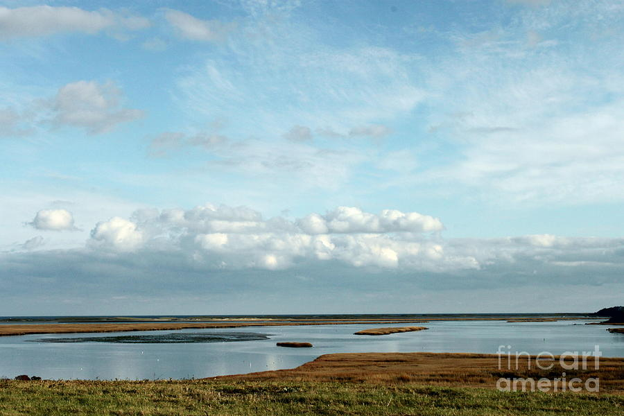 Serenity Photograph by Gail Behrik