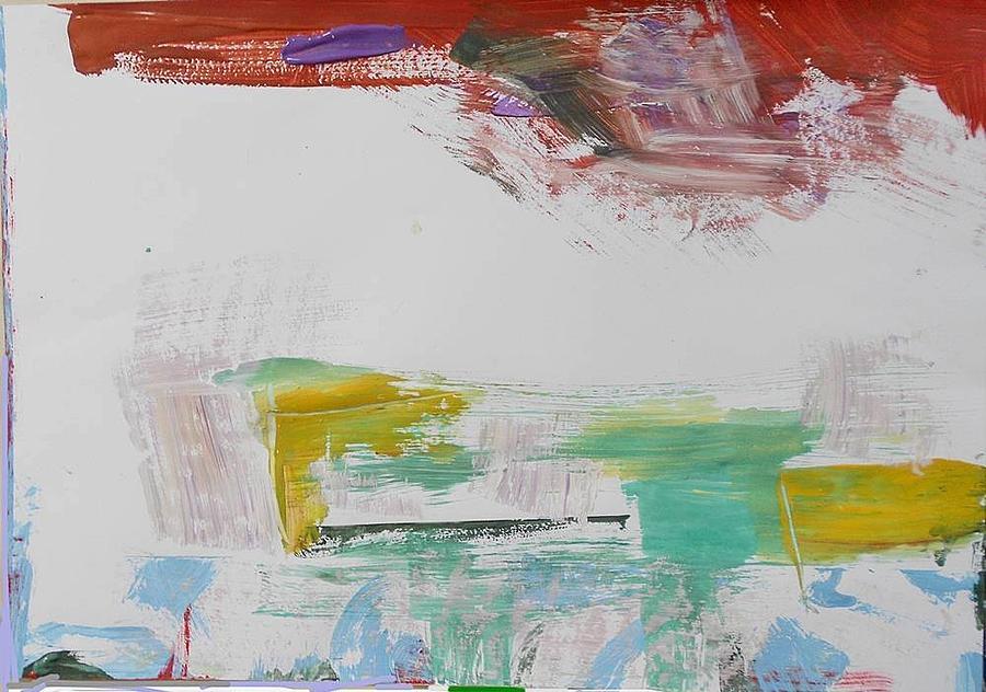 Series 19 4 Painting by Ulrich De Balbian
