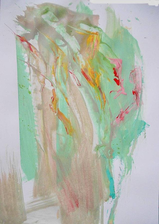 Work Of Art Painting - Series16 2 by Ulrich De Balbian