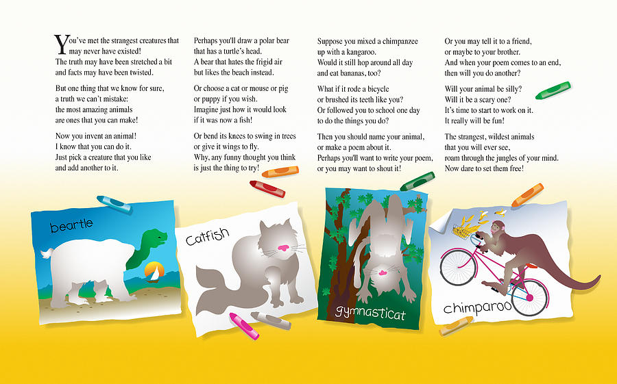 Bear Drawing - Set Your Imagination Free by Gene Rosner