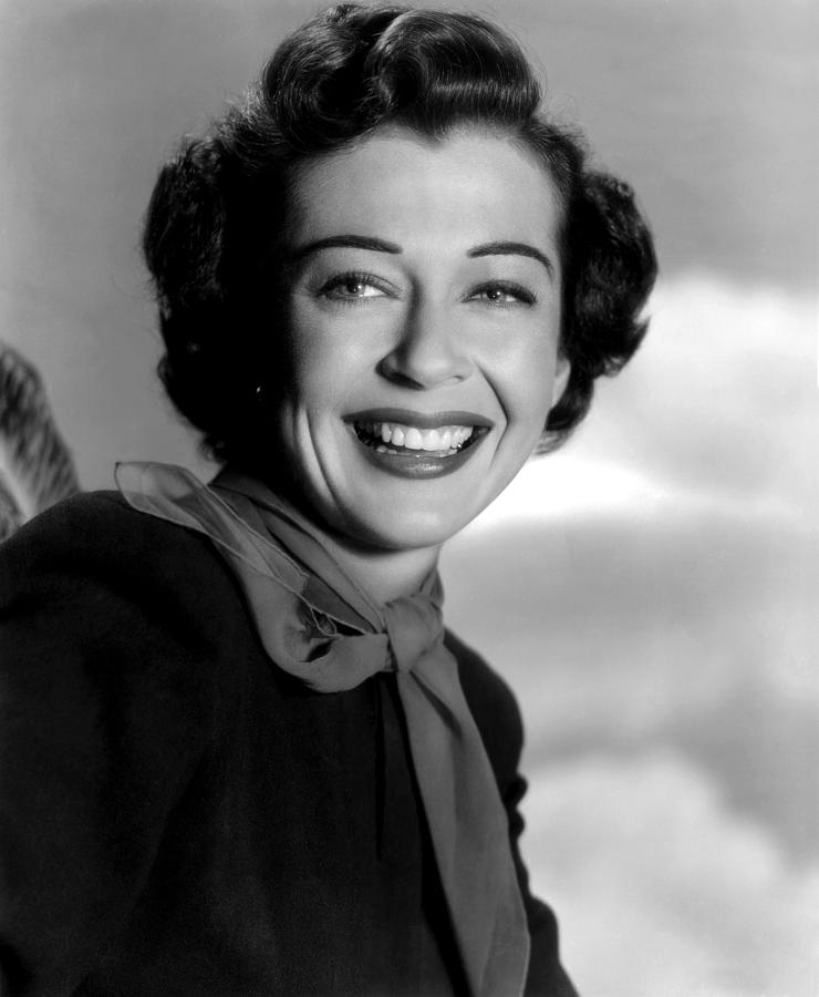 1950s Portraits Photograph - Seven Men From Now, Gail Russell, 1956 by Everett