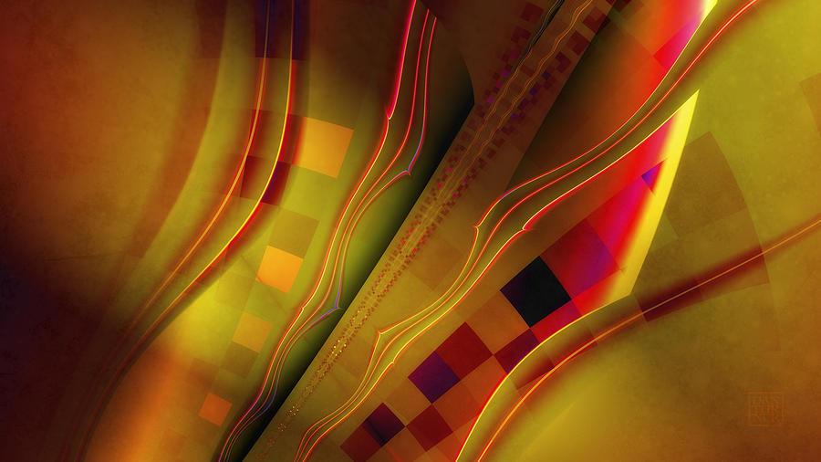 Seville Digital Art - Seville by Dan Turner