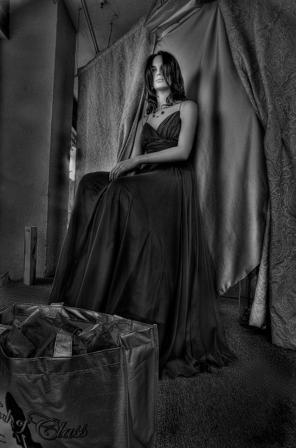 Acrylic Prints Photograph - Shabby Genteel by John Herzog