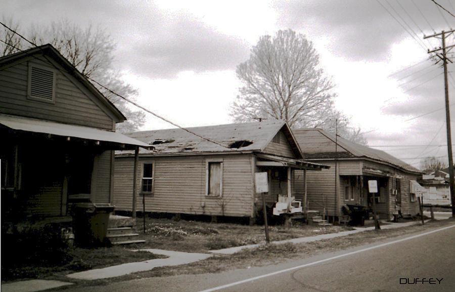 Louisiana Photograph - Shacks 2 by Doug Duffey