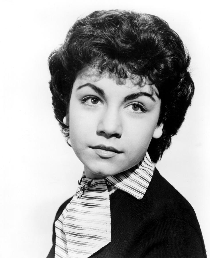 1950s Movies Photograph - Shaggy Dog, Annette Funicello, 1959 by Everett