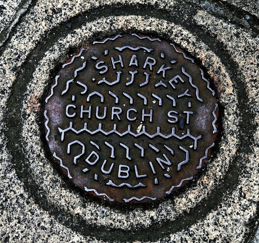 Sharkey Church Street Photograph - Sharkey Church Street by John Rizzuto