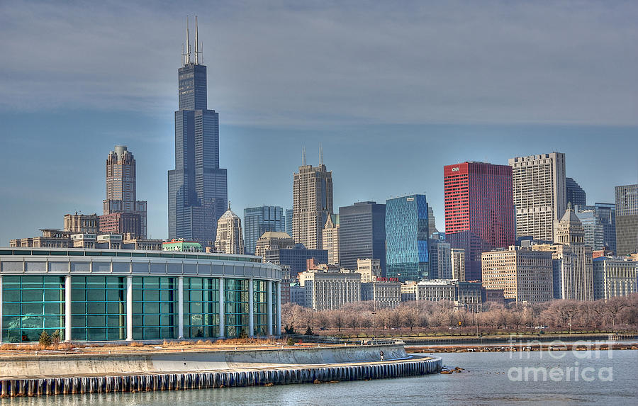 Image result for Chicago Lakefront and Shedd's Aquarium