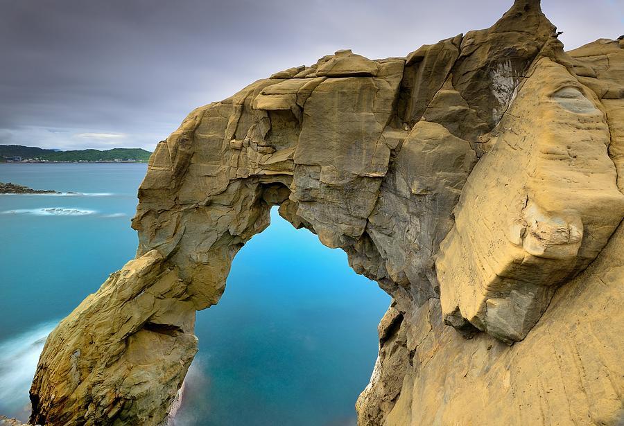 Horizontal Photograph - Shen Ao Harbor by Photography By Anthony Ko
