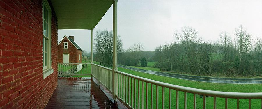 Antietam Photograph - Sherrick House by Jan W Faul