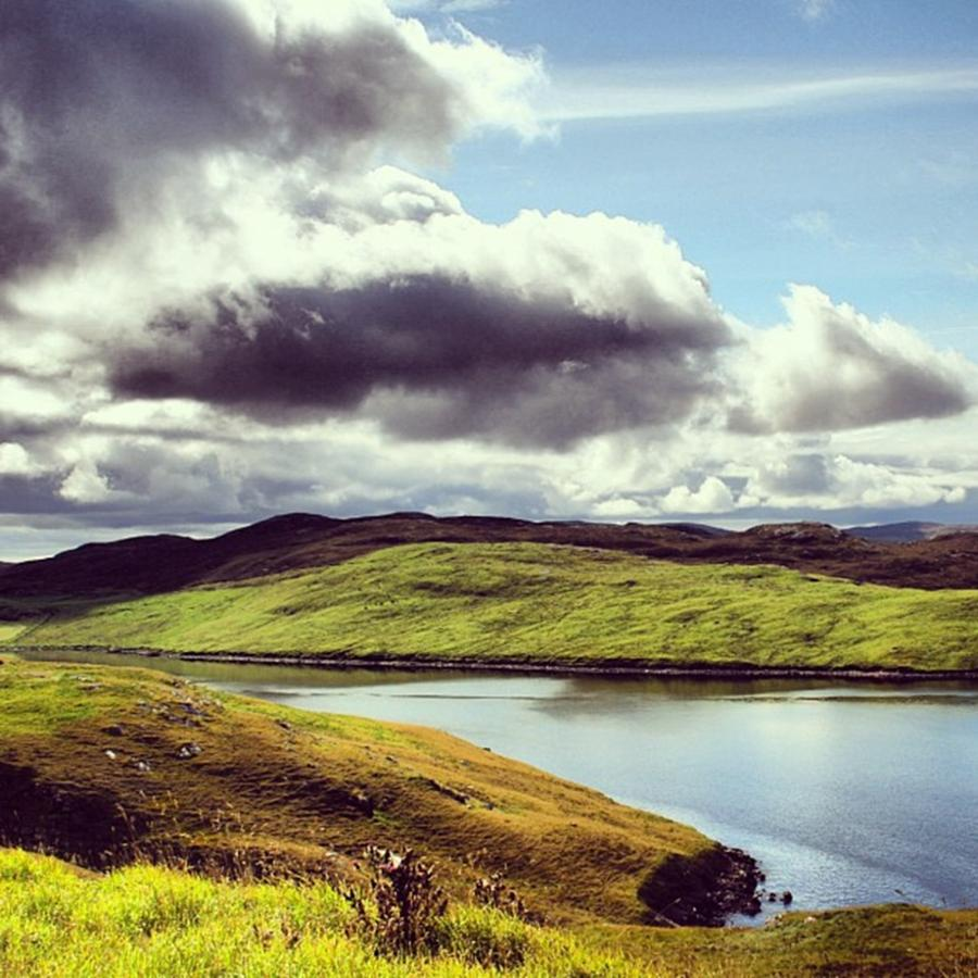 Shetland Photograph - Shetland Island by Luisa Azzolini