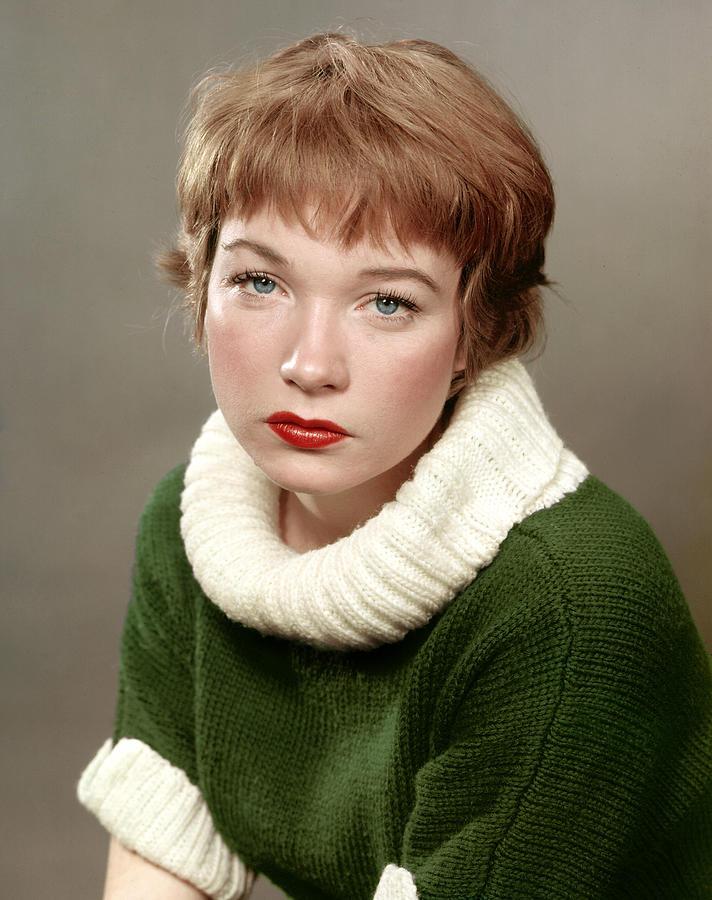 1950s Portraits Photograph - Shirley Maclaine, Late 1950s by Everett