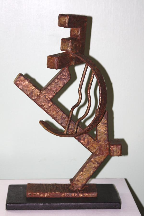 Abstracts Sculpture - Shiva by Al Armstrong