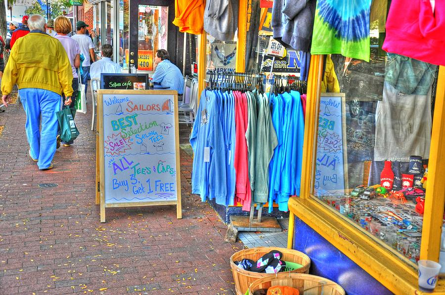 Shop Digital Art - Shopping by Barry R Jones Jr