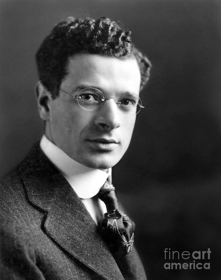 1915 Photograph - Sidney Hillman (1887-1946) by Granger