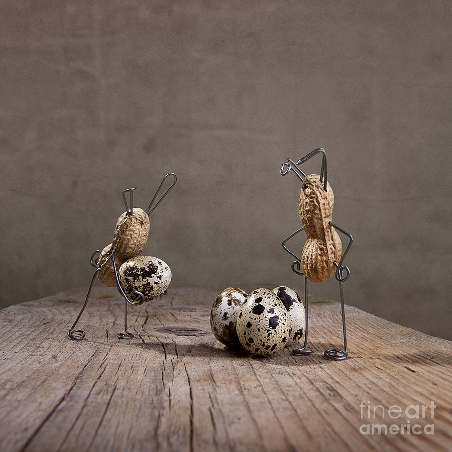 Easter Photograph - Simple Things Easter 02 by Nailia Schwarz