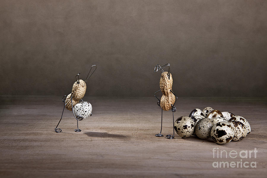 Easter Photograph - Simple Things Easter 09 by Nailia Schwarz