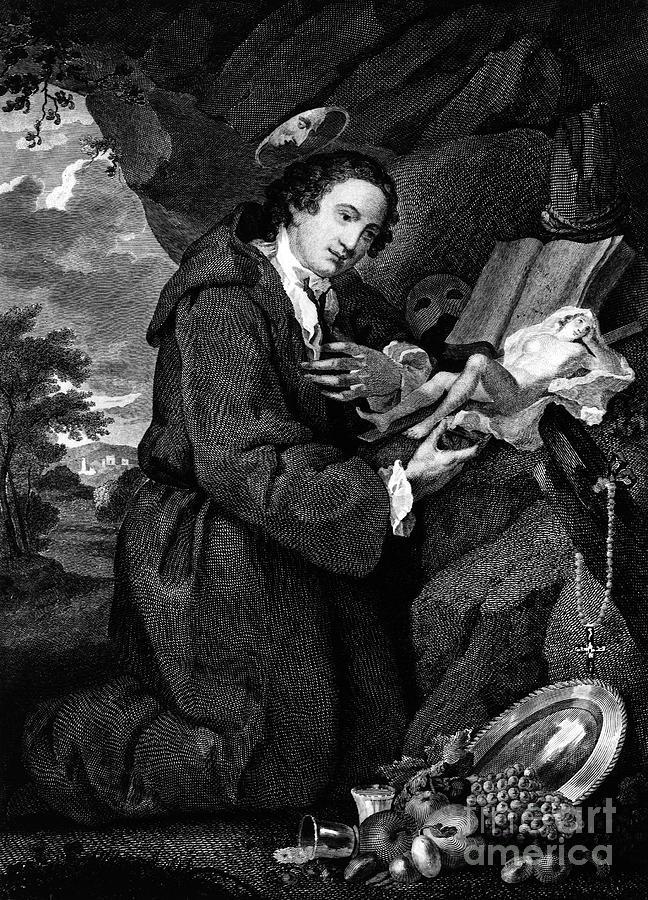 1750s Photograph - Sir Francis Dashwood by Granger