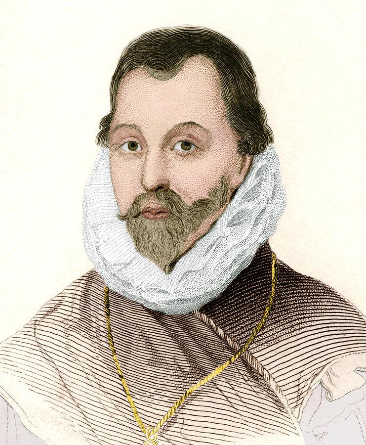 Drake Photograph - Sir Francis Drake, English Explorer by Sheila Terry