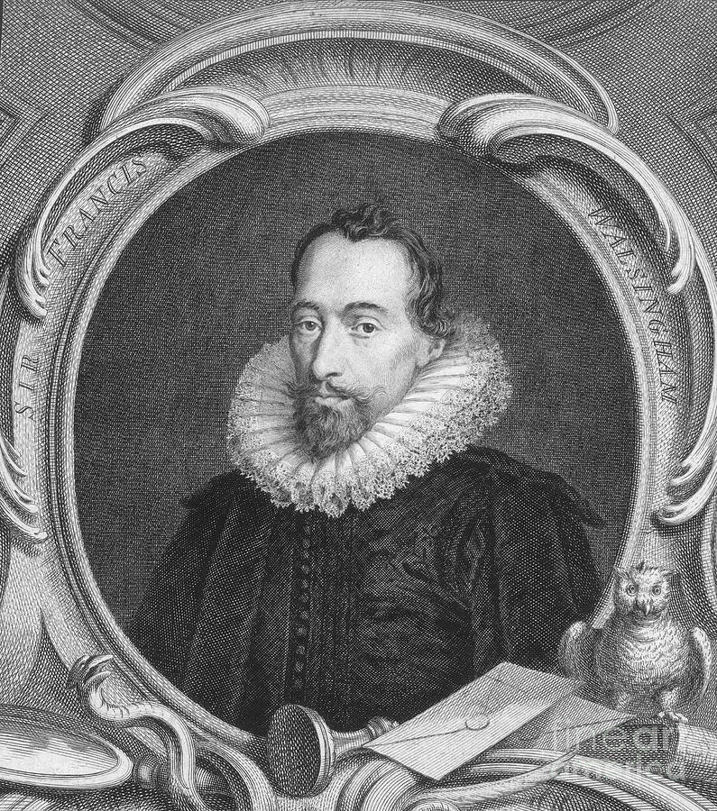 16th Century Photograph - Sir Francis Walsingham by Granger