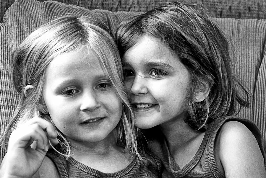 Sisters Photograph by Robert Toth