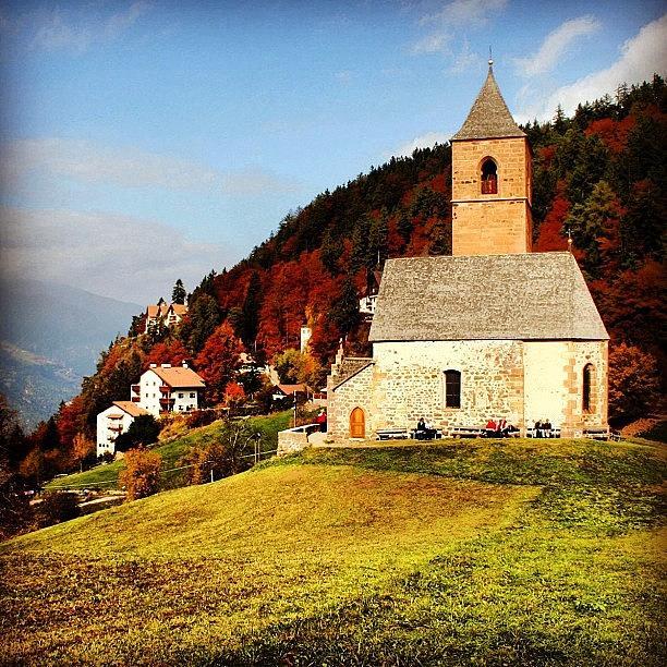 Mountain Photograph - Siusi by Luisa Azzolini