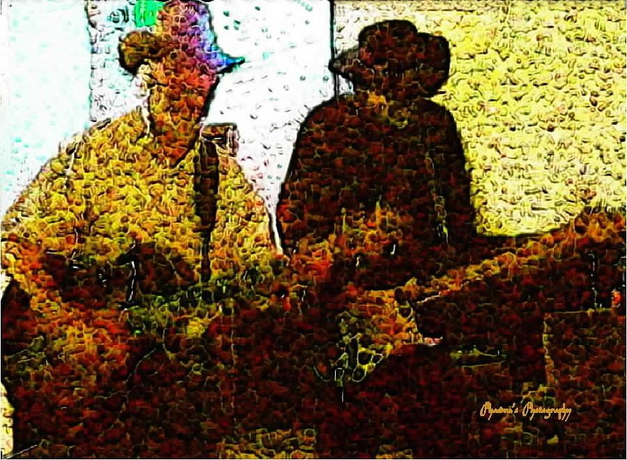 Music Photograph - Sixties Revival by Sadie Reneau