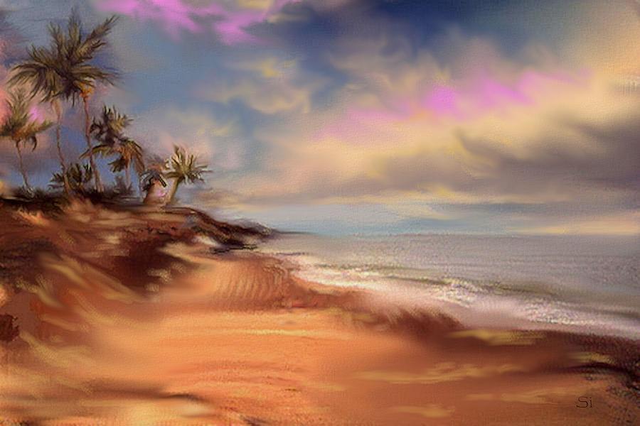 Sky Painting - Sky 3 by Eric Sosnowski