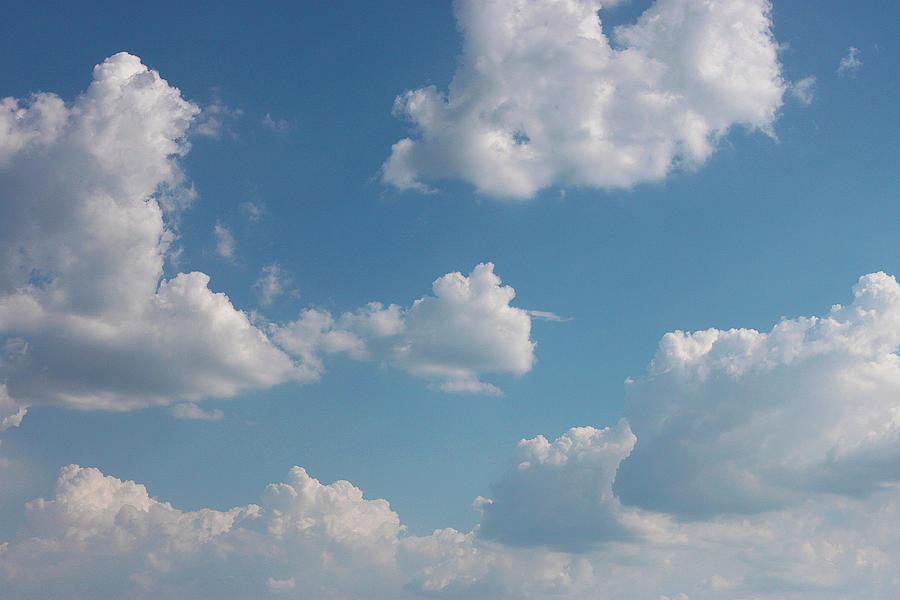 Sky Photograph - Sky by Alexa Alexandru-Michael