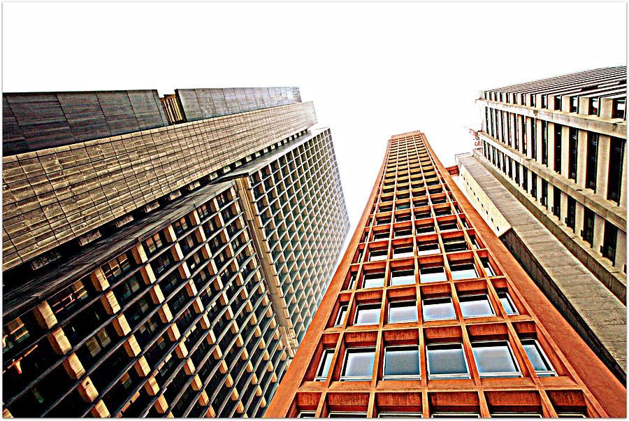 Horizontal Photograph - Skyscrapers by Luiz Felipe Castro