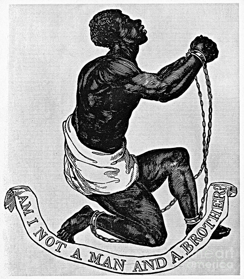 Slavery Abolition 1835 Photograph By Granger