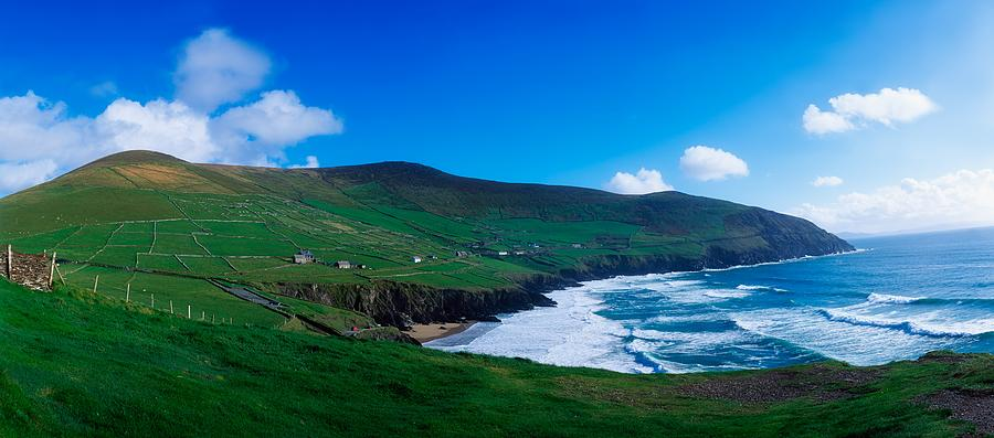 Atmosphere Photograph - Slea Head, Dingle Peninsula, Co Kerry by The Irish Image Collection